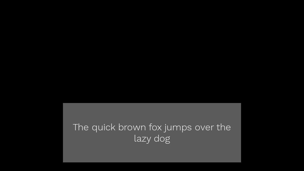 HTML positioned bottom